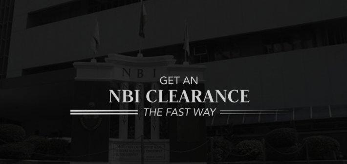 Get NBI clearance faster